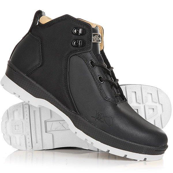 Ботинки высокие K1X H1ke Mk9 Lux Black