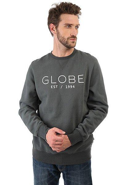 Толстовка свитшот Globe Mod Crew Ii Military<br><br>Цвет: серый<br>Тип: Толстовка свитшот<br>Возраст: Взрослый<br>Пол: Мужской