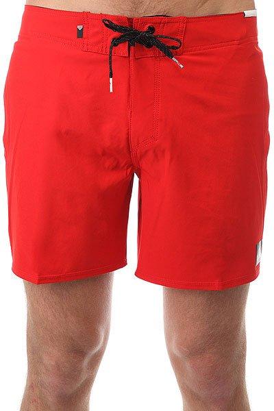 Шорты пляжные Quiksilver Everydaykaima16 Quik Red<br><br>Цвет: красный<br>Тип: Шорты пляжные<br>Возраст: Взрослый<br>Пол: Мужской