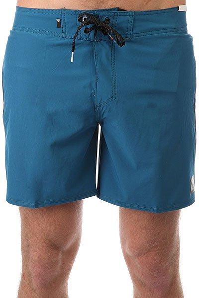 Шорты пляжные Quiksilver Everydaykaima16 Moroccan Blue<br><br>Цвет: синий<br>Тип: Шорты пляжные<br>Возраст: Взрослый<br>Пол: Мужской