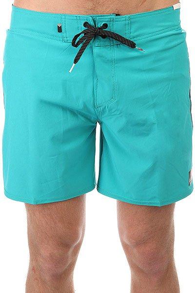 Шорты пляжные Quiksilver Everydaykaima16 Viridine Green<br><br>Цвет: голубой<br>Тип: Шорты пляжные<br>Возраст: Взрослый<br>Пол: Мужской