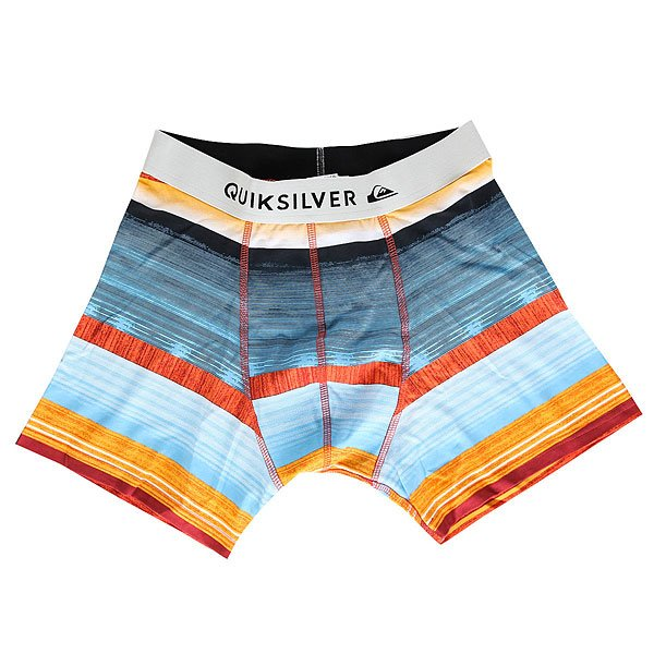 Трусы Quiksilver Boxer Poster Nasturticm Everyday сумка дорожная quiksilver horizon nasturticm everyday