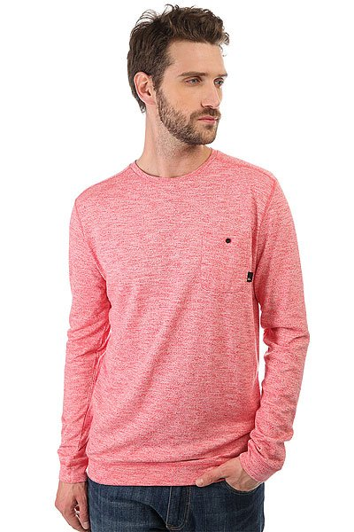 Джемпер Quiksilver Lindow Crew Cardinal Heather