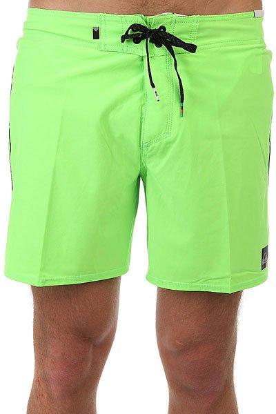 Шорты пляжные Quiksilver Everydaykaima16 Green Gecko<br><br>Цвет: зеленый<br>Тип: Шорты пляжные<br>Возраст: Взрослый<br>Пол: Мужской