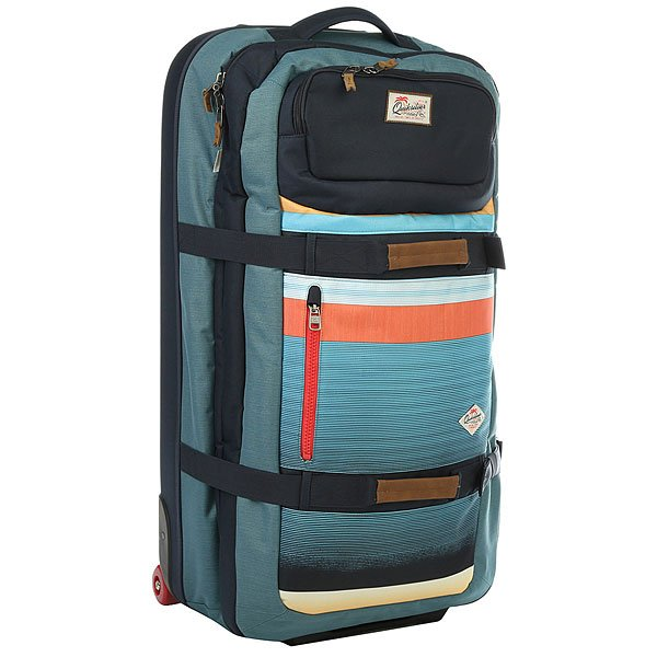 Сумка дорожная Quiksilver Reach Lugg 100 L Nasturticm Everyday
