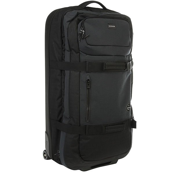 Сумка дорожная Quiksilver Reach Lugg 100 L True Black