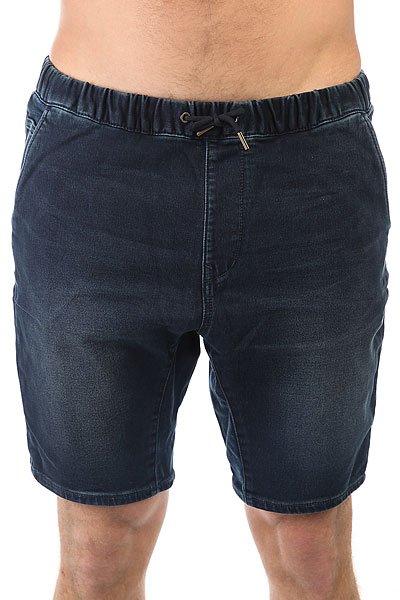 Шорты джинсовые Quiksilver Fonshrblblk Blue Black<br><br>Цвет: синий<br>Тип: Шорты джинсовые<br>Возраст: Взрослый<br>Пол: Мужской