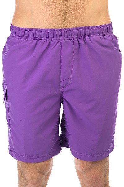Шорты пляжные Oakley Classic Volley Short Royal Purple<br><br>Цвет: фиолетовый<br>Тип: Шорты пляжные<br>Возраст: Взрослый<br>Пол: Мужской