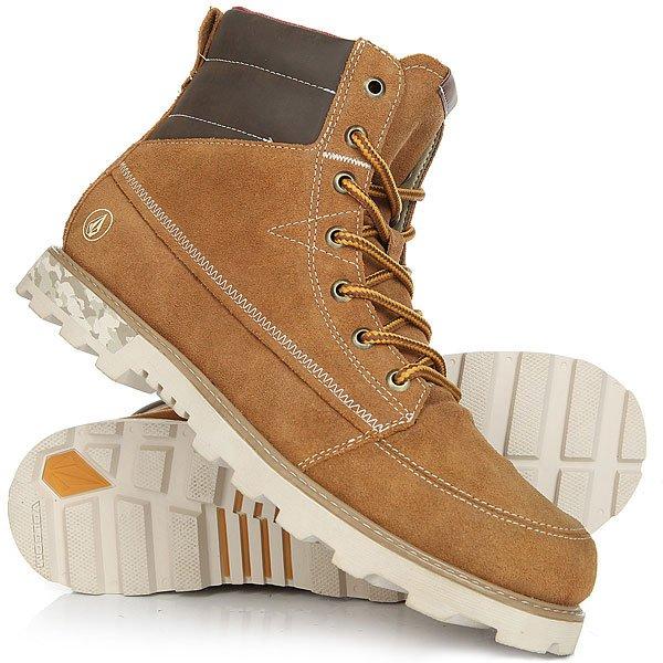 Ботинки высокие Volcom Sub Zero Boot Vintage Brown