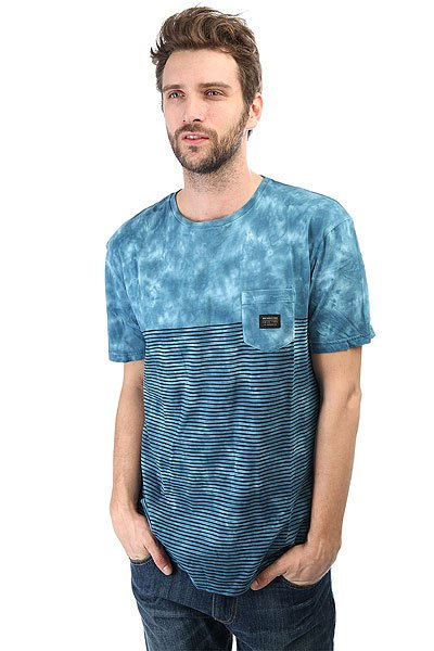 Футболка Quiksilver Xbloob Estate Blue