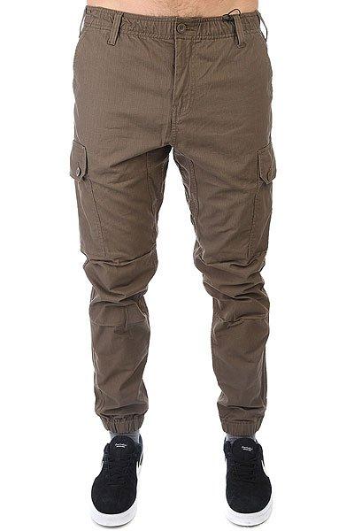 Штаны прямые DC Fellside Taupe<br><br>Цвет: коричневый<br>Тип: Штаны прямые<br>Возраст: Взрослый<br>Пол: Мужской