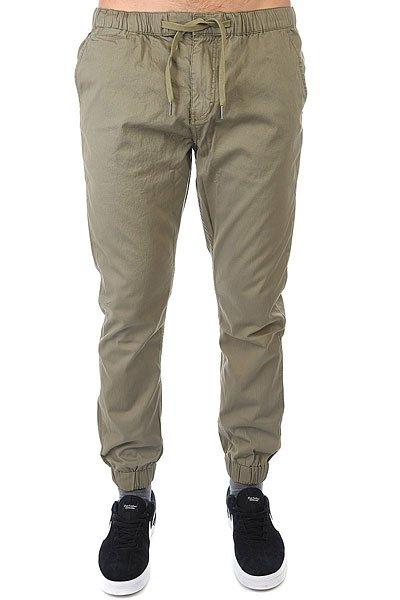 Штаны прямые DC Greystoke Dusky Green<br><br>Цвет: зеленый<br>Тип: Штаны прямые<br>Возраст: Взрослый<br>Пол: Мужской