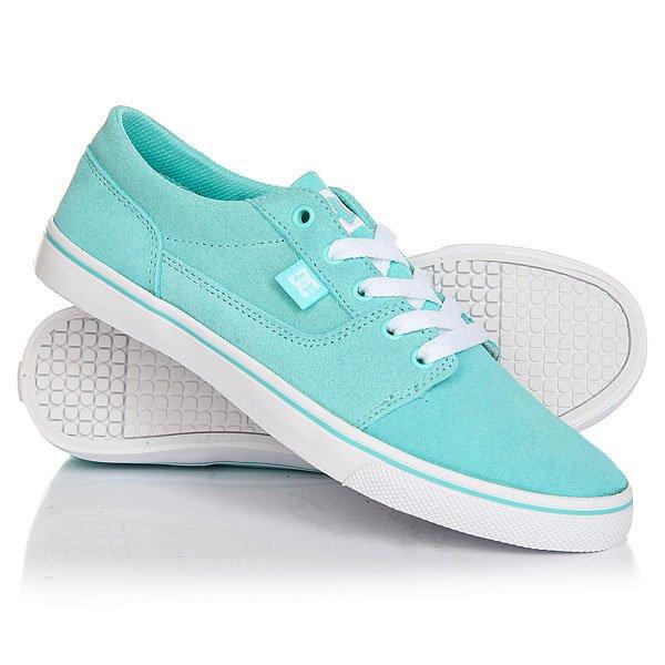 цены на Кеды кроссовки низкие женские DC Tonik W Se Aqua в интернет-магазинах