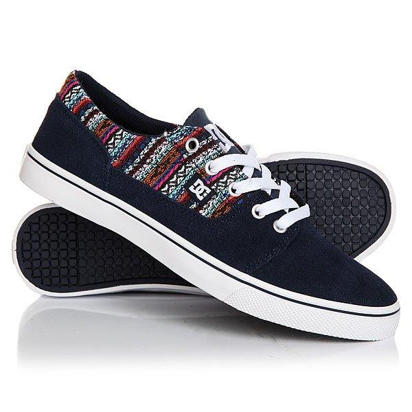 цены на Кеды кроссовки низкие женские DC Tonik W Le Navy в интернет-магазинах