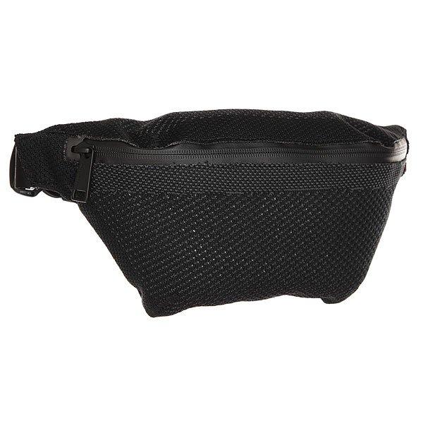 Сумка поясная Herschel Apex Seventeen Black/CastlerockПовседневная поясная сумка Herschel Supply Co. из прочной ткани.Характеристики:Застегивается сверху на изогнутую молнию. Внутреннее отделение на подкладке. Передний карман на молнии.Регулируемый съемный ремень с пряжкой.<br><br>Цвет: черный<br>Тип: Сумка поясная<br>Возраст: Взрослый<br>Пол: Мужской