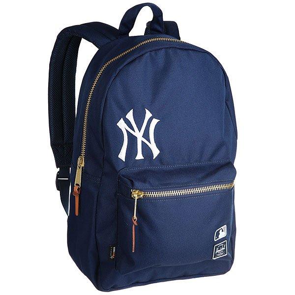 Рюкзак городской Herschel Settlement New York Yankees рюкзак городской herschel settlement цвет светло зеленый черный 23 л 10005 01555 os