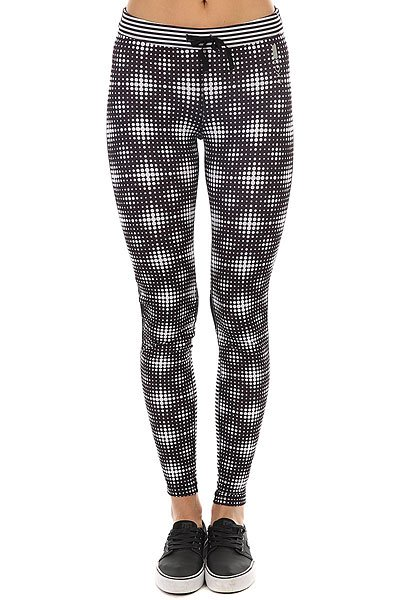 Леггинсы женские Roxy Stay On Pant2 Anthracite Opticity