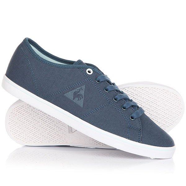 Кеды кроссовки низкие женские Le Coq Sportif Setone Cvs Majolica Blue/Wan Blue кеды кроссовки низкие dc council tx le brown blue