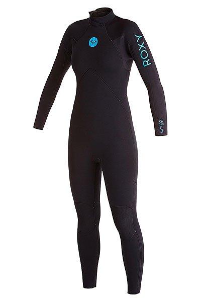 Гидрокостюм (Комбинезон) детский Roxy 32synbasbzfulfl BlackДетский гидрокостюм Syncro Base 3/2мм со спинной молнией.Технические характеристики: Длинные рукава и штанины.Молния на спине.Толщина неопрена 3/2 мм.Плоские водостойкие швы Flatlock – эластичные, прочные и мягкие.Спинная молния YKK™#10 понравится тем, кто хочет проводить время в воде, а не на пляже, пытаясь застегнуть свой гидрокостюм.Во внутреннем кармане ваши ключи и деньги будут в сухости и безопасности.Легкие, эластичные и прочные эргономичные наколенники Ecto-Flex защищают ваши колени и ваш серф.<br><br>Цвет: черный<br>Тип: Гидрокостюм (Комбинезон)<br>Возраст: Детский