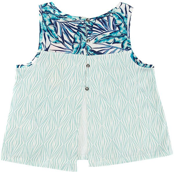 Топ детский Roxy Cravechances Marshmallow Tropical