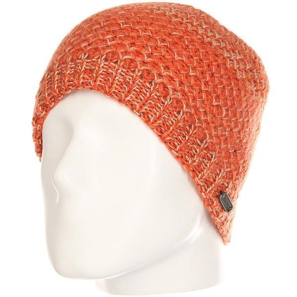 Шапка женская Marmot Kelly Hat Citrus Blush<br><br>Цвет: оранжевый<br>Тип: Шапка<br>Возраст: Взрослый<br>Пол: Женский
