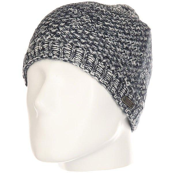 Шапка женская Marmot Kelly Hat Turtle Dove<br><br>Цвет: черный,серый<br>Тип: Шапка<br>Возраст: Взрослый<br>Пол: Женский