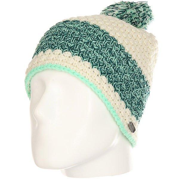 Шапка женская Marmot Mariyn Hat Turtle Dove<br><br>Цвет: зеленый,голубой,бежевый<br>Тип: Шапка<br>Возраст: Взрослый<br>Пол: Женский