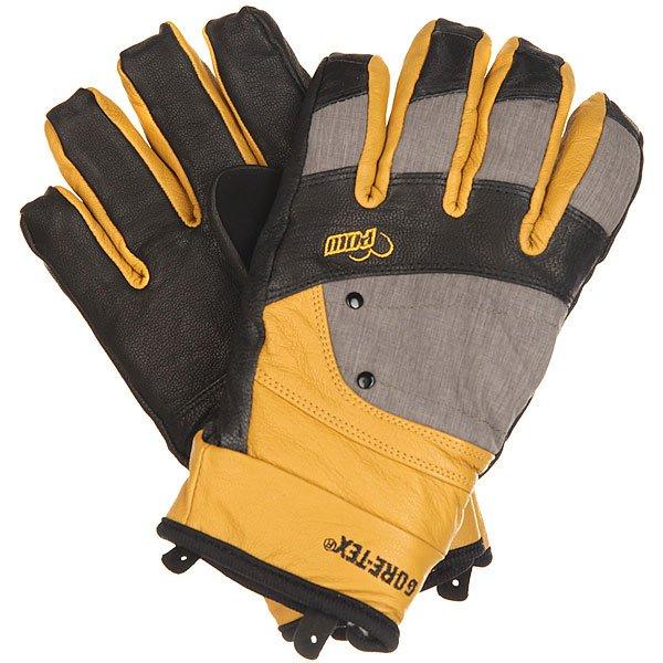 Перчатки сноубордические женские Pow Empress Gtx Glove Natural