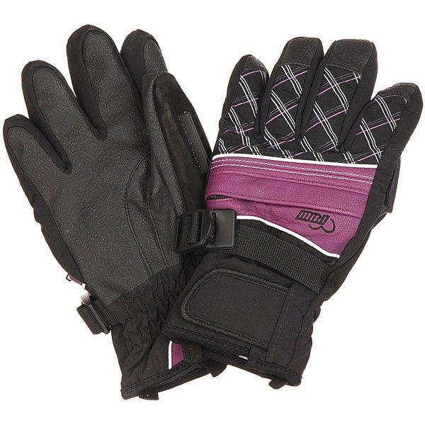 Перчатки сноубордические женские Pow Astra Glove Lavender перчатки сноубордические dakine scout glove rasta