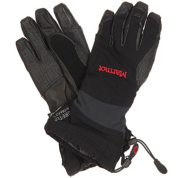 Перчатки сноубордические Marmot Alpinist Glove BlackСерьезные перчатки для спортсменов! В Alpinist используются самые передовые технологии для достижения превосходной производительности в суровых горных условиях.Технические характеристики: Водонепроницаемая и дышащая мембрана Gore-Tex.Конструкция Gore-Tex X-TRAFIT.Материал Marmot M1 Softshell.Вставка из ткани Super Fabric в зонах повышенного износа.Утеплитель Thermal R Eco.Петли Biner.Артикулированный крой для удобства захвата.Мягкая вставка на большом пальце для протирки носа.Безопасный лиш.Гибкая область запястья.<br><br>Цвет: черный<br>Тип: Перчатки сноубордические<br>Возраст: Взрослый<br>Пол: Мужской