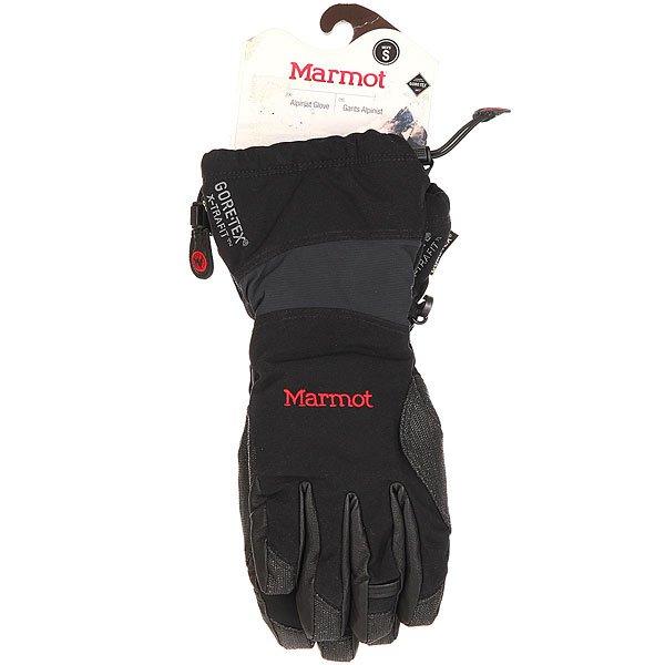 Перчатки сноубордические Marmot Alpinist Glove Black
