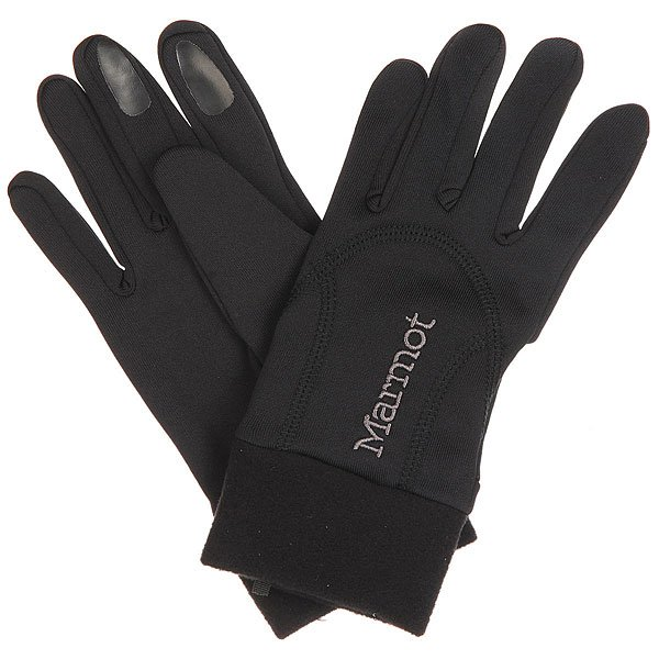 Перчатки женские Marmot Power Stretch Glove Black