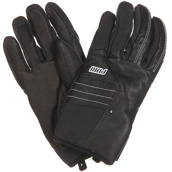 Перчатки сноубордические Pow Villain Glove Real Black<br><br>Цвет: черный<br>Тип: Перчатки сноубордические<br>Возраст: Взрослый<br>Пол: Мужской