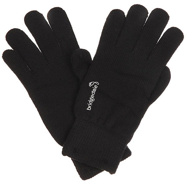 Перчатки Bridgedale Merino Glove Black
