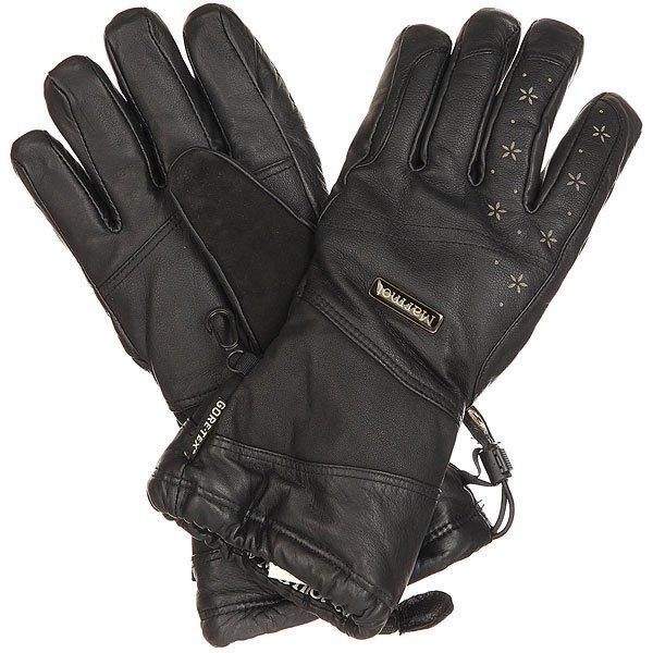 Перчатки сноубордические женские Marmot Aurora Glove Black перчатки сноубордические dakine scout glove rasta