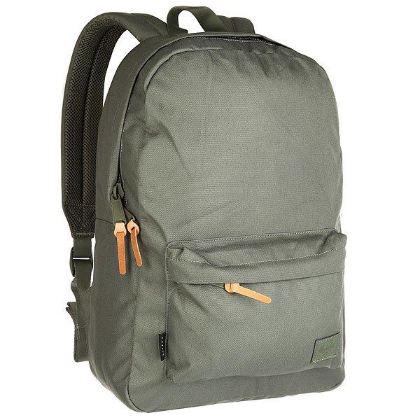 Рюкзак городской Herschel Winlaw Deep Lichen Green Cordura<br><br>Цвет: зеленый<br>Тип: Рюкзак городской<br>Возраст: Взрослый