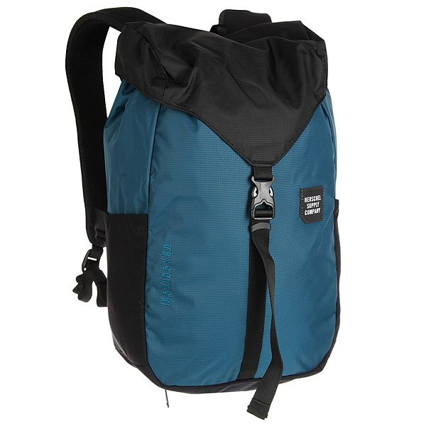 Рюкзак туристический Herschel Barlow Medium Legion Blue Black<br><br>Цвет: синий<br>Тип: Рюкзак туристический<br>Возраст: Взрослый<br>Пол: Мужской