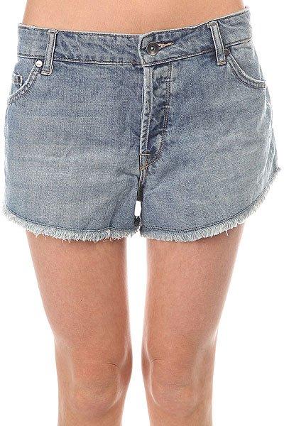 цена  Шорты джинсовые женские Roxy Alwayswithyou Vintage Blue  онлайн в 2017 году