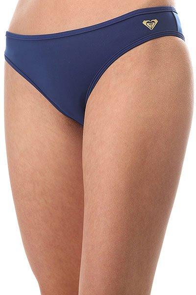 Плавки женские Roxy Pop Surf Su Blue Depths<br><br>Цвет: мультиколор<br>Тип: Плавки<br>Возраст: Взрослый<br>Пол: Женский