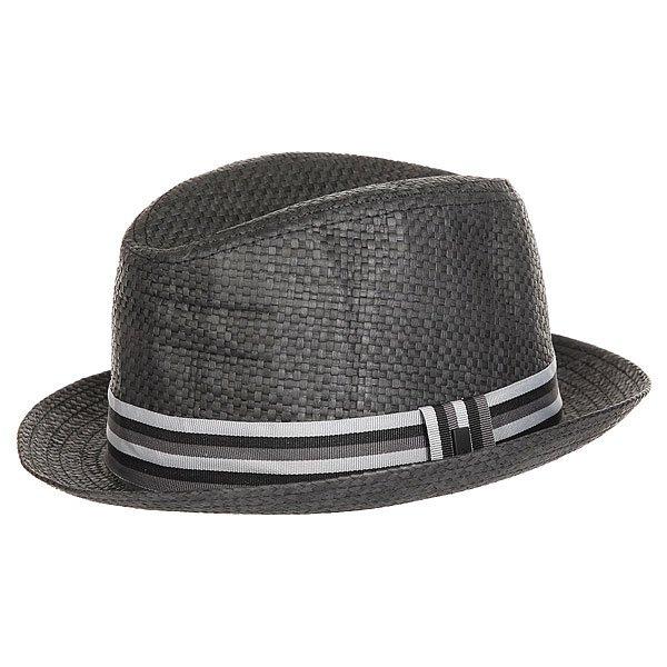 Шляпа Quiksilver Harsony Black<br><br>Цвет: черный<br>Тип: Шляпа<br>Возраст: Взрослый<br>Пол: Мужской