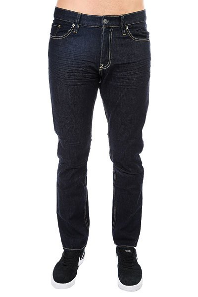 Джинсы прямые DC Worker Straight Indigo