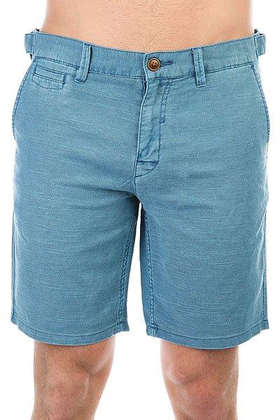 Шорты классические Quiksilver Greenwoodcutty Indian Teal шорты пляжные детские quiksilver hightechyth16 real teal