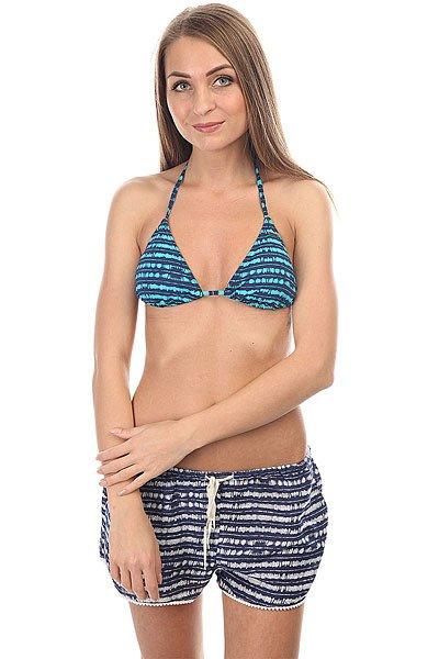 Бюстгальтер женский Roxy Pop Swim Tri Olmeque Stripe Combo