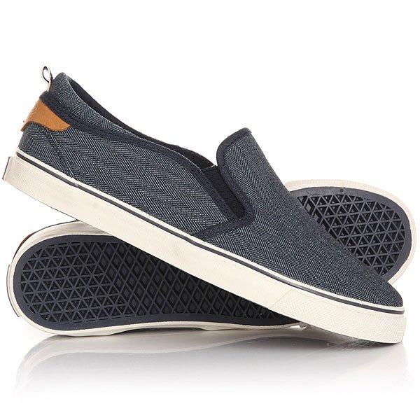 Кеды кроссовки низкие женские Wrangler Icon Slip On NavyЛегкие и удобные эти кеды не доставят неудобств при движении, в этой обуви удобно и они отлично смотрятся на ноге. Модель выполнена из натурального материала канвас и дополнена хлопковой стелькой, поэтому Вам будет комфортно, а нога не будет задыхаться.В новой версии слипонов.Характеристики:Верх из многослойного текстиля. Мягкая внутренняя съемная стелька из пенорезины EVA с дополнительным подпяточником. Тонкий воротник и язычок. Внутренняя отделка из текстиля. Декоративная кожаная отделка воротника.Эластичные резинки по бокам.Цельнокроеный носок.Гибкая вулканизированная резиновая подошва.<br><br>Цвет: синий<br>Тип: Кеды низкие<br>Возраст: Взрослый<br>Пол: Женский