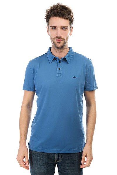 Поло Quiksilver Everydsuncruise Vallarta Blue