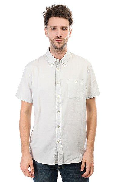 Рубашка Quiksilver Waterfalls Highrise<br><br>Цвет: серый<br>Тип: Рубашка<br>Возраст: Взрослый<br>Пол: Мужской