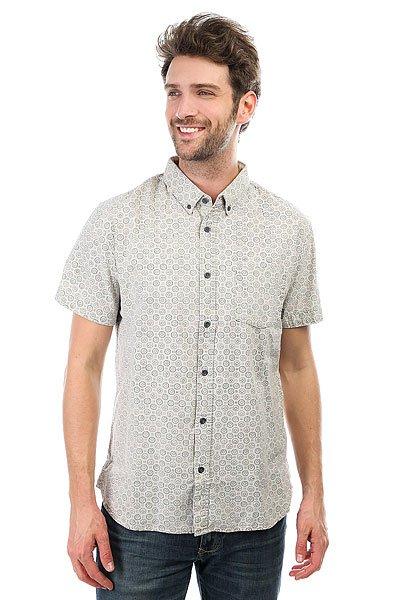 Рубашка Quiksilver Spectrumrips Grey Spectrum Rips<br><br>Цвет: бежевый<br>Тип: Рубашка<br>Возраст: Взрослый<br>Пол: Мужской