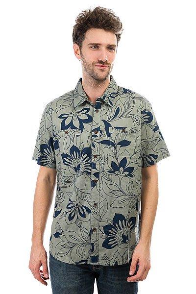 Рубашка Quiksilver Abundance Shadow недорого