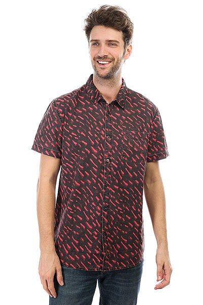 Рубашка Quiksilver Renogade Caridnal Slasher<br><br>Цвет: черный,розовый<br>Тип: Рубашка<br>Возраст: Взрослый<br>Пол: Мужской