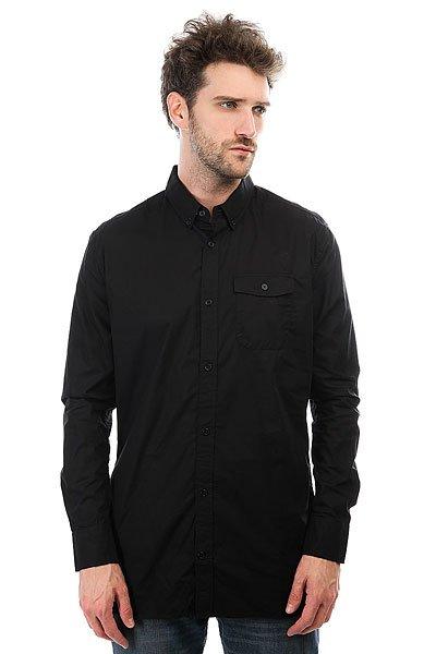 Рубашка DC Shoes Naperville Black<br><br>Цвет: черный<br>Тип: Рубашка<br>Возраст: Взрослый<br>Пол: Мужской